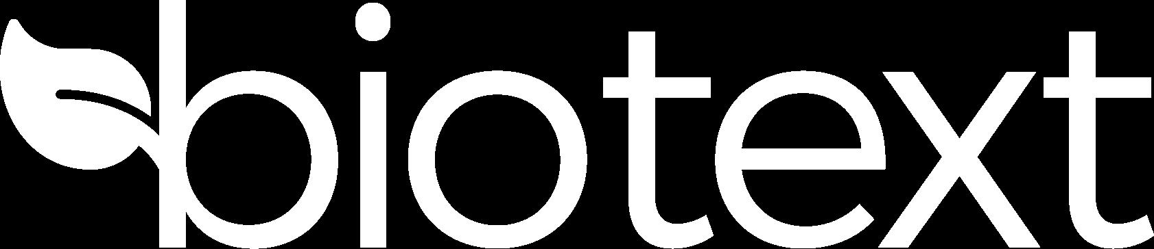 logo bioText